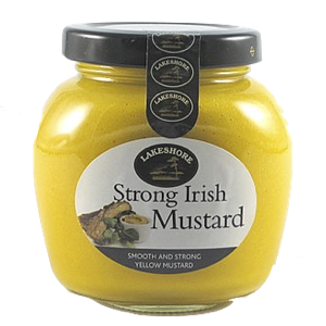 Lakeshore Strong Irish Mustard – Bewley Irish Imports